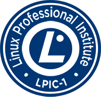 Linux Professional Institute Certification 1 Logo